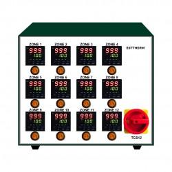 Hot Runner Controller 12 Zones GREEN