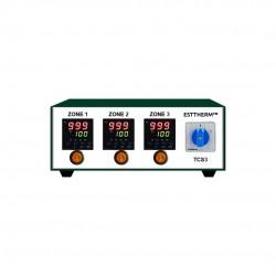 Hot Runner Controller 3 Zones GREEN