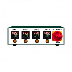 Hot Runner Controller 4 Zones GREEN