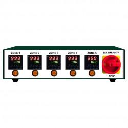 Hot Runner Controller 5 Zones GREEN