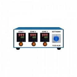 Hot Runner Controller 3 Zones BLUE
