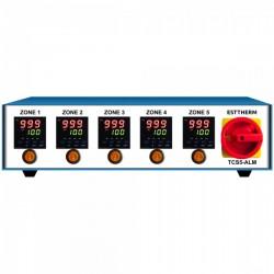 Hot Runner Controller 5 Zones BLUE